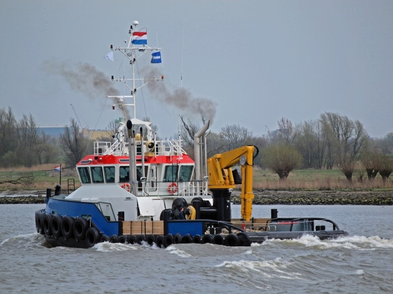 Damen Shoalbuster 2709 for sale